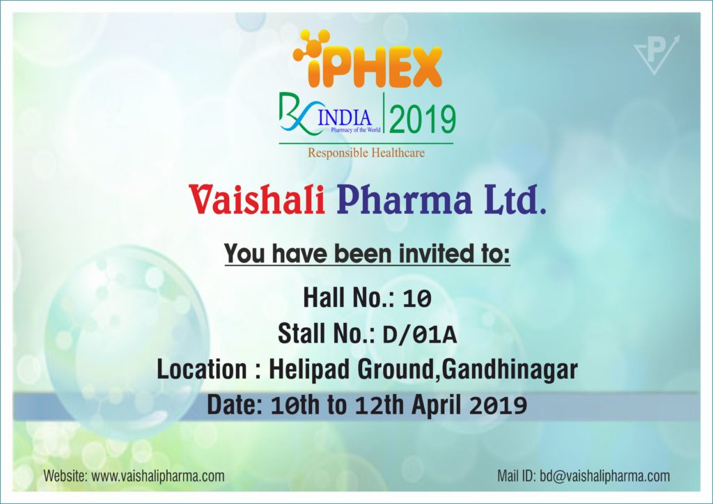Vaishali Pharma Limited
